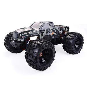 nova RCtown ZD Corrida MT8 Pirates3 1/8 2.4G 4WD 90 kmh Elétrica Brushless RC Car metal Chassis RTR 2020