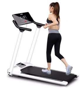 Multifunktionale Faltbare Mini Fitness für Heim elektrische Laufband Indoor Fitnessausrüstung Fitnessraum Folding Haus Fitness Laufen Tretmühlen