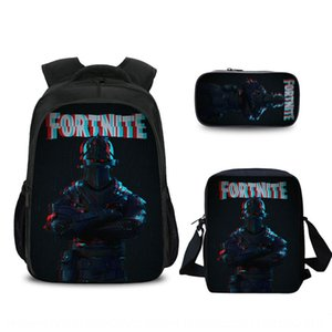noite Fortress combinação saco primário e de informática da escola secundária estudante mochila computador mochila bens Fortnite
