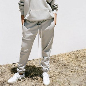 Pantaloni 20FW FG Tooling coulisse Pantaloni Pantaloni sportivi Casual Sportivo sciolti direttamente jogging elastico in vita uomo donna coppia HFHLKZ058 6694