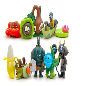 Plants vs Zombies PVC Action Figures PVZ Plant + Zombies Collection Figures Toys Best Gifts 2-7cm