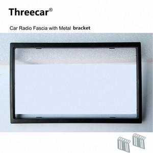2 Din Car Radio Fascia para Car Radio 7018B 7010B 7200C 7652D 7010G 7018G Instalação guarnição Fascia Face Plate Panel DVD Quadro hkCj #