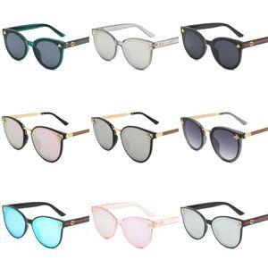 Оптово Новая мода SPY 1 поколение Отражающих Солнцезащитные очки Красочная Многоцветные Солнцезащитные очки Личность Спорт Spy Sunglasses 18 цветов # 841