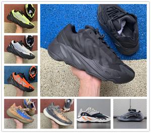 Dernières 700 MNVN Inertie Chaussures de course bon marché Vanta 700 V3 Alva Azaël Kanye West Aimant 380 V2 Mist Alien Hommes Femmes Runner Chaussures de sport