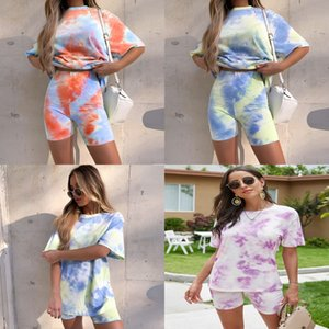 Womens Two 1Pcs Dress Dener Contrast Color Tight Cover Hip Suits Sexy Donna 2Pcs Summer Dress#637