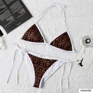 SS20 neue Ankunfts-hochwertige Designer Medusa Badeanzug 2020 Sommer-Strand-Bikini-Badebekleidung für Frauen reizvolle Größe S-XL-15