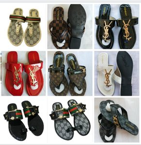 Yaz Sandalet Kadınlar 2020 Ayakkabı Kadın Sandalet Daire Yapay elmas Moda Plajı Ayakkabı Sandles Kadınlar Sandalias Mujer