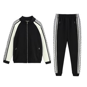 Gucci sportswear ostumes Costumes Mélangé Homme 2020 Italie Progettista Survêtements lusso marque Sweats Vestes Mode Hommes Medusa Tr Vêtements de sport