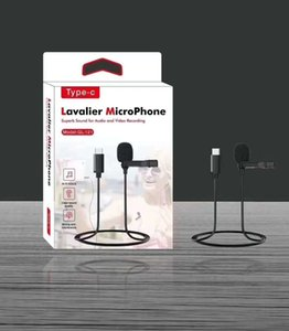 Microphone Lavalier Tie Clip Microphones Microfono Mic For Speaking Speech Lectures Free Shipping Factory Directly Sold
