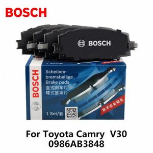 4pieces / set Araç Arka Fren Balatası Camry V30 0986AB3848 384q # için