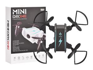 Mini Drone 2.4G дистанционного управления 4 Axis RC Micro Quadcopters с безголовом режима летающих вертолетов для детей рождественские подарочные игрушки