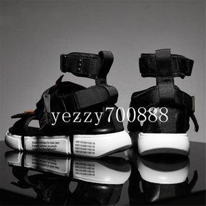 New 2019 Fashion Summer Mens Shoes Gladiator Sandals Designers Platform Comfortable Beach Sandals Male Canvas Men fdzhlzj