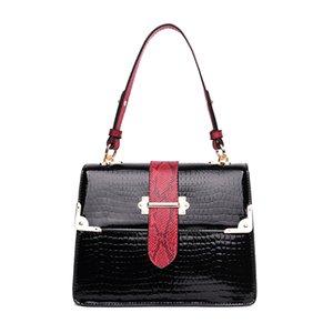 Luxury Handbag Strap Women Bags Designer Crossbody Bags Lock Small Shoulder Messenger Alligator Bag Bolsa Feminina bolso mujer