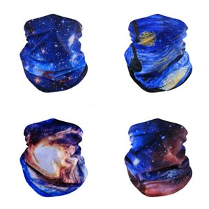 3D Magic Scarf Custumal Chinese Dragon National Headband Bandana Seamless Mask Colorful Face Shield Balaclava Hat#424