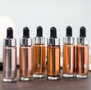 Cover FX Custom Enhancer Drops Face Highlighter Powder Makeup Glow colors 15ml liquid Highlighters Cosmetics