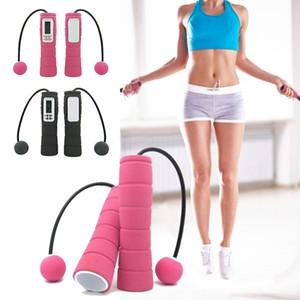 Großhandel Digital Wireless Cordless Skipping Seilspringen Kalorienzähler Fitness X85