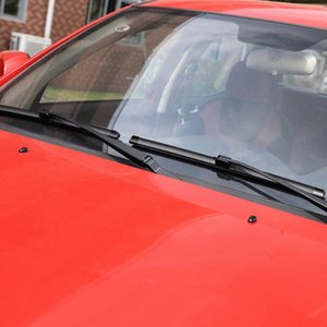 2015-2019 Foday Landfort e Xiong shi F22 Três-forma HD desossada Mute Original frente traseira do pára-brisa Car Wiper Blade MinF #