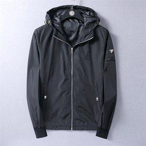 Nuova giacca a vento impermeabile riflettente giacca impermeabile con cappuccio marchio di moda cappotto nuovo cane impermeabile riflettente combattimento francese Tobago Sc