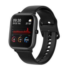 P20 Смарт Часы 1,4 дюйма Полный сенсорный Фитнес Tracker Мужчины Женщины Смарт часы Погода Функция Android SmartWatch Для iPhone Xiaomi
