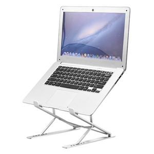 Titular del ordenador portátil barato del envío para el MacBook Air Pro Notebook plegable de aluminio de aleación Laptop Stand