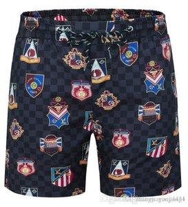 menLuxuryDesigner New Fashion Mens Shorts Casual Solid Color Board Shorts Men Summer style Beach Swimming Shorts