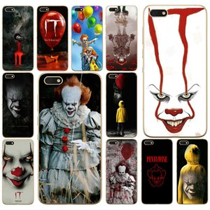 291DD Pennywise The Clown Horror Soft Silicone Cover Case for Huawei honor 9 10 Lite 7A 5.45 7a pro 7c 5.7 inch 7x 8x case