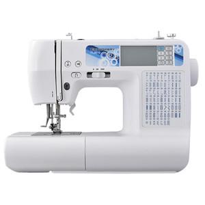 LCD Главная Бытовая Компьютеризированная Швейная машина вышивки Имя шаблон DIY Пользовательские Шитье Плоский вышивальная машина FL9810 110V / 220V