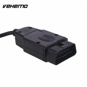 Vehemo Red OBD2 EOBD Diagnosewerkzeug Automatische Scanner Accurate Multilingual GlzA #
