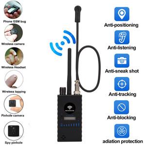 G328B GPS détecteur de détection de signal Espionnage Caméra Noir compteur de détection inverse