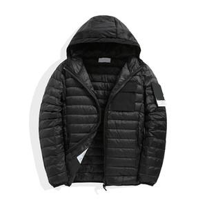 CP topstoney PIRATA COMPANY 2020konng gonng inverno leve com capuz jaqueta moda jaqueta casual tampa com capuz casaco para baixo-cheia