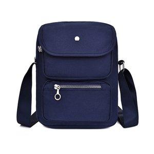 Einfache koreanische Business Casual Tasche Umhängetasche Tasche Vertical Oxford Herren Schulter-Dame-Schulter