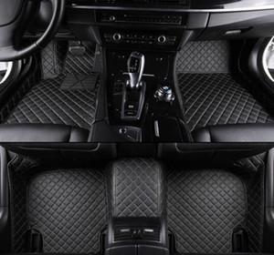 3D di lusso su ordinazione del pavimento dell'automobile Mercedes CLA Classe 2014 ~ 2019 Tappetino Car Mats non tossico e inodore