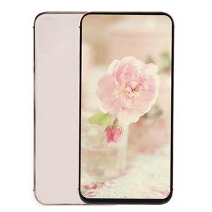 2기가바이트 16기가바이트 + 32기가바이트 Goophone I11 프로 맥스 V4 얼굴 ID 무선 6.5 인치 전체 화면 안드로이드 OS 쿼드 코어 3 카메라 3G WCDMA 4G LTE 스마트 폰을 충전