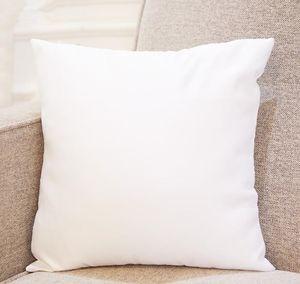 승화 빈 베개 열 전송 인쇄 베개 삽입 폴리 에스테르 베개 쿠션 A10하지 않고 OEM 쿠션 믹스 크기 45 * 45cm 커버