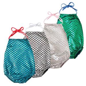 INS Mermaid baby girls swimwear cute baby bikini girls swim suits girls swimsuit Kids Bathing Suits Child Sets Beachwear B1815