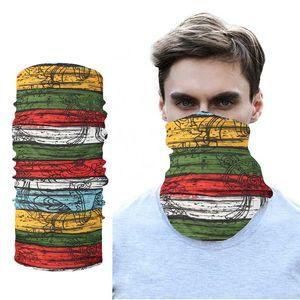 Fashion Men Women Head Face Neck Sunshade Collar Gaiter Tube Bandana Scarf Beanie Sports Headwear Scarf Dustproof Outdoor