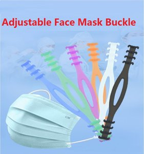 Children Adult Anti Earache Non-slip Extender Mask Strap Extend Belt Ear Protector Hook Adjustment Masks Buckle Holder