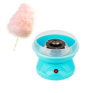 220 V électrique Cotton Candy Cotton Candy Machine de sucre Maker Party bricolage Sucre Coton Portable Floss machine