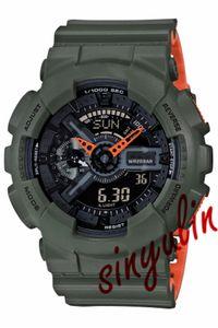 O transporte da gota homens Sports relógio dos homens montre luxo designer relógios orologio g relógio choque em estilo militar Assista reloj de lujo de pulso
