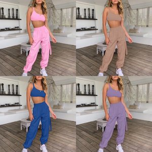 Women Two 1Pcs Outfits Strapless Tracksuit Sets Summer Sexy Panelled Plaid Crop Top Slim Bodycon Shorts With Sashes Suits Clothing#579