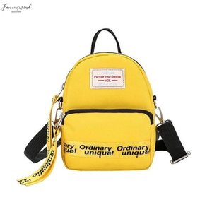 Maioumy Plain Handbags Womens Bag Trendy Canvas Simple Canvas Shoulder Bag Ladies Mini Leisure Crossbody Bags