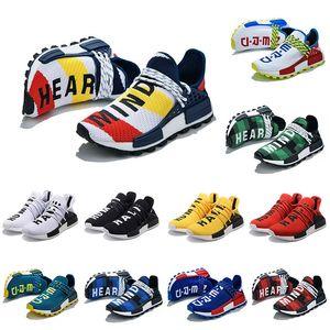 Cheap 2020 NMD R1 hu razza umana XR1 Mens scarpe da corsa Pharrell Williams Oreo Olimpiadi classiche da uomo Donne mastermind japan Sneakers Sport