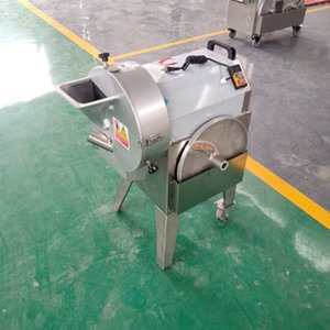 110V 220V stainless steel potato cutting machine commercial cutting vegetable machine carrot dicing machine for sell