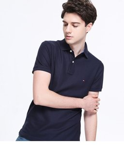 Top Quality NYC Classic 'TM Men 'Polo T Shirts #002 Fred Fashion New Jersey Real Madrid Summer Short sleeve Male Tees perry Manchester