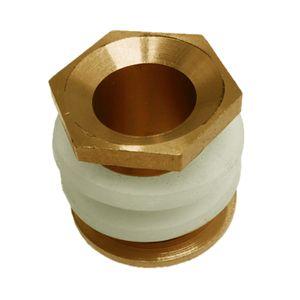 Brass Bulkead Fitting, Bulk Head Pipe Fitting, Bulkhead Coupling, Water Tank Fitting,
