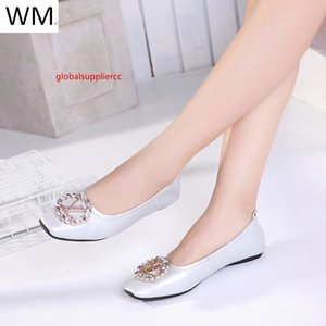 Best Selling Ladies White Flat Shoes Egg Roll Shoes Sneakers Dress Shoes Skate Dance Ballerina Flats Loafers Espadrilles Wedges