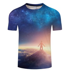 2020 3D Mens Shirts Summer T Shirt Crane Printing T Shirt Hip Hop Fashion High quality O-neck couple T-shirt shirt top26