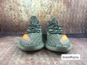 V2 Beluga Orange Gray Bb1826 Running Shoes Sneakers Trainers Sneaker Trainer Men Women Fashion Shoe Yz Kanye West Top Quality