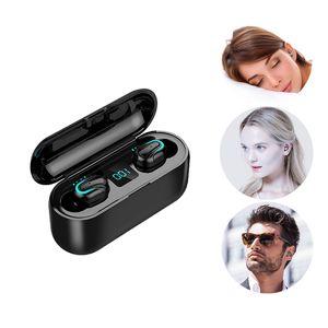 TWS Q32 V5.0 이어폰 무선 이어폰으로 충전 박스 스테레오 Handfree 스포츠 미니 헤드셋과 높은 품질