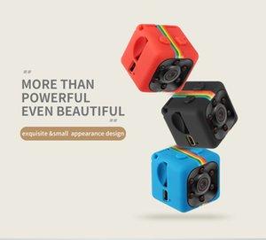 Su geçirmez Mini Kamera WIFI Kamera SQ11 FULL HD 1080P Gece Görüş Shell Sensörü Kaydedici Kamera
